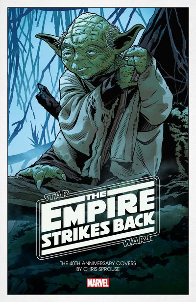 Star Wars – The Empire Strikes Back – The 40th Anniversary Covers by Chris Sprouse (2021)