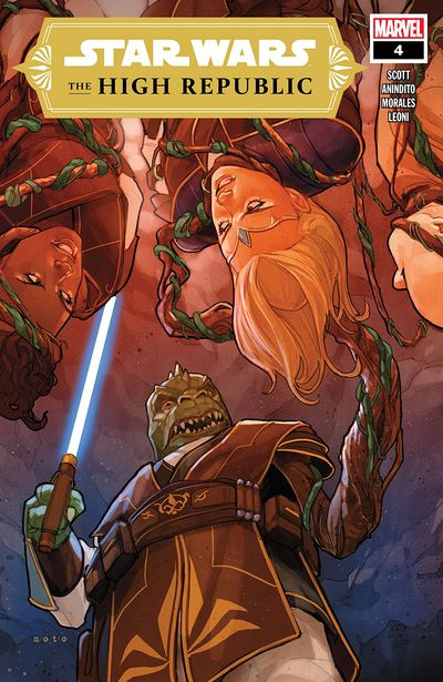 Star Wars – The High Republic #4 (2021)