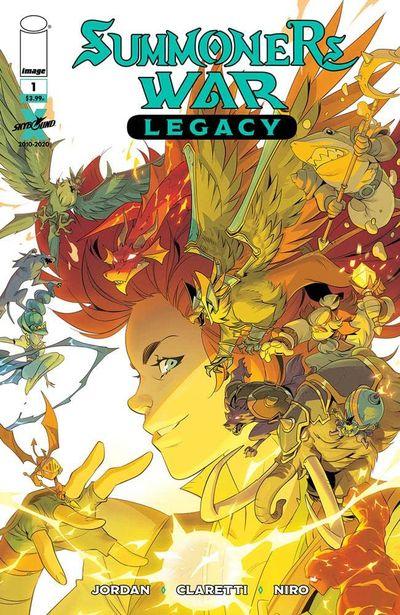 Summoner's War – Legacy #1 (2021)