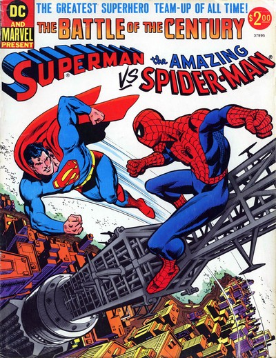 Superman Vs. The Amazing Spider-Man (1976)
