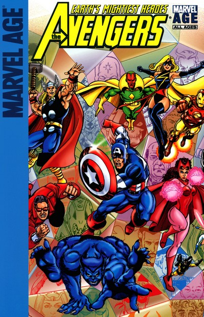 Target Avengers – Earth's Mightest Heroes (TPB) (2004)