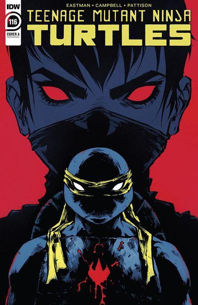 Teenage Mutant Ninja Turtles #116 (2021)