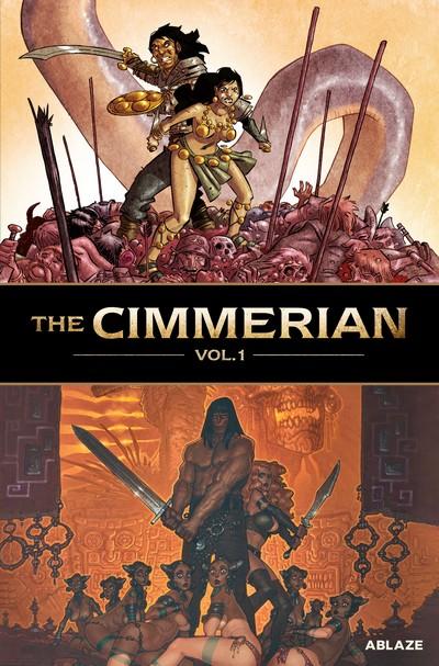 The Cimmerian Vol. 1 (TPB) (2020)