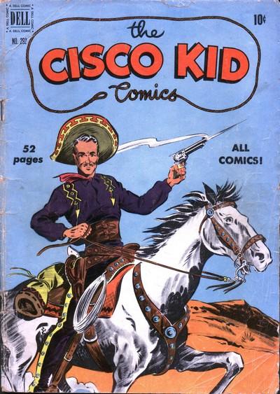 The Cisco Kid #1 – 41 (1951-)