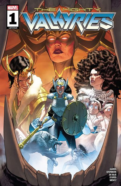 The Mighty Valkyries #1 (2021)