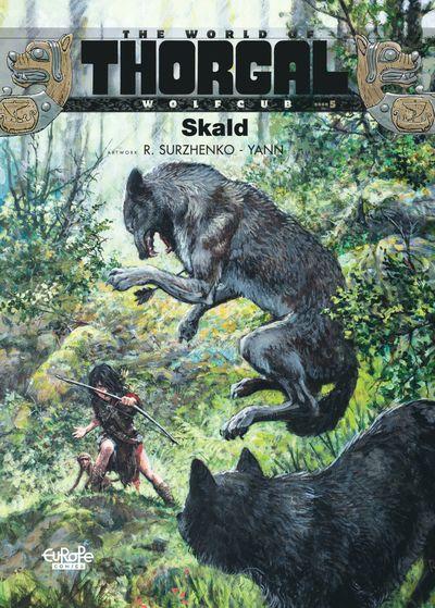 The World of Thorgal – Wolfcub #5 – Skald (2021)