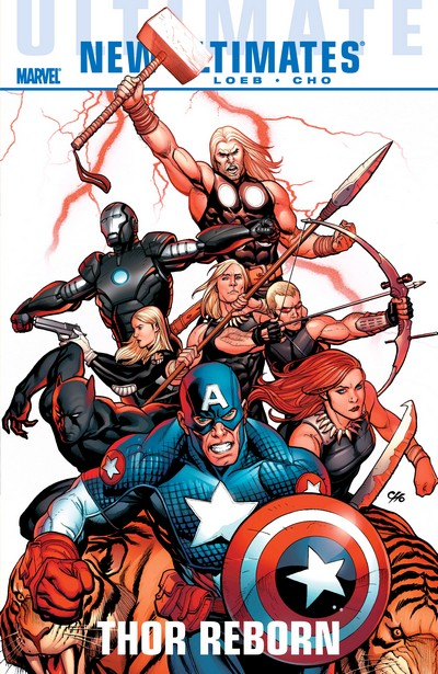 Ultimate Comics New Ultimates – Thor Reborn (TPB) (2011)