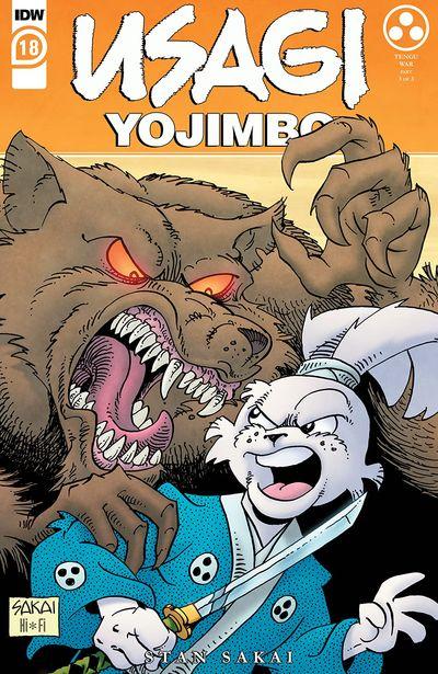 Usagi Yojimbo #18 (2021)