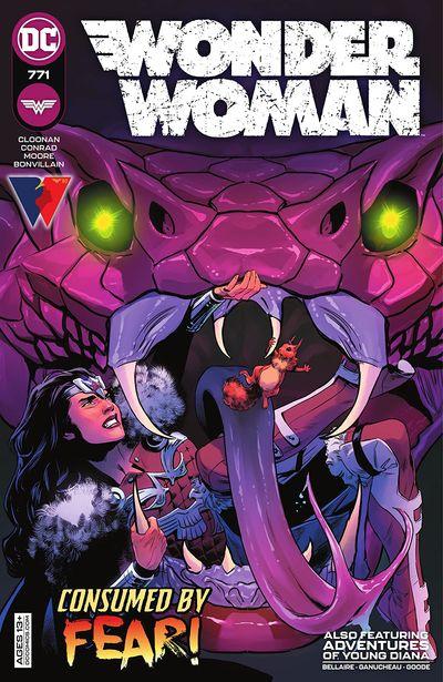 Wonder Woman #771 (2021)