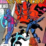 X-Factor – Judgement War (1989) (Fan Made TPB)