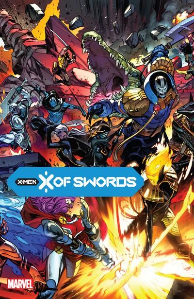 X-Men – X Of Swords (TPB) (2021)