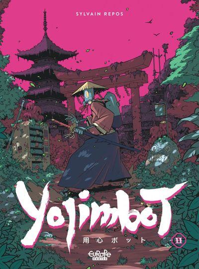 Yojimbot #1 – Metal Silence (2021)