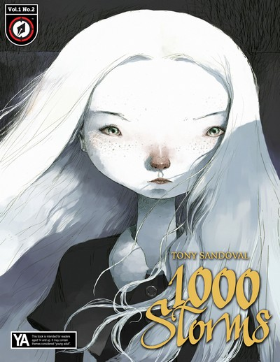 1000 Storms #2 (2021)