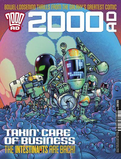 2000AD #2230 (2021)