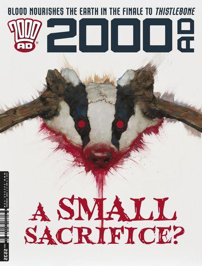 2000AD #2232 (2021)