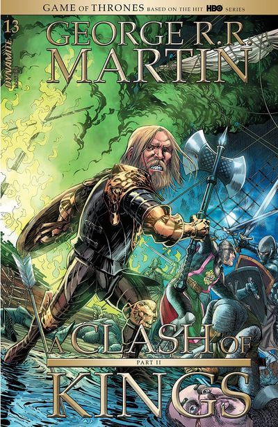 A Clash of Kings Vol. 2 #13 (2021)