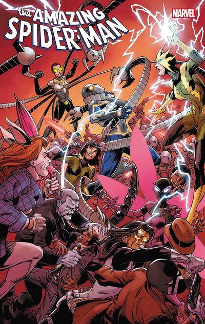 Amazing Spider-Man #65 (2021)