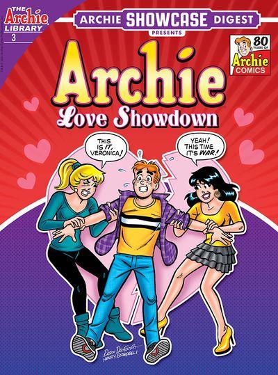 Archie Showcase Digest #3 – Love Showdown (2021)