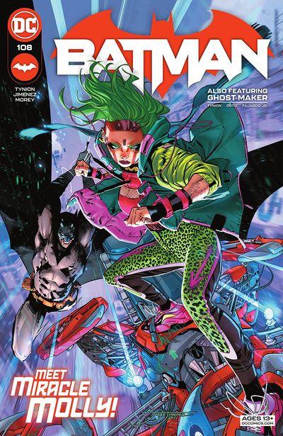 Batman #108 (2021)