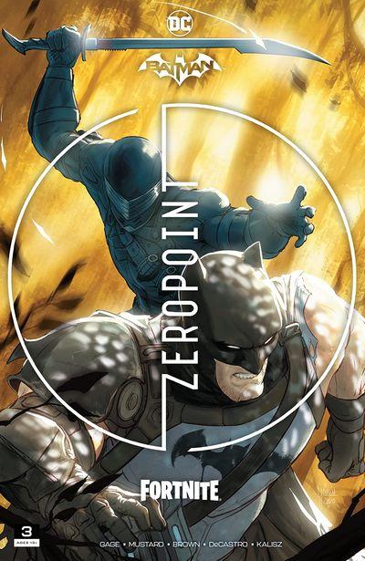 Batman – Fortnite – Zero Point #3 (2021)