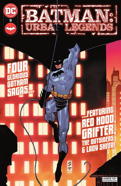 Batman – Urban Legends #3 (2021)