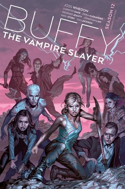 Buffy The Vampire Slayer – Season 12 (Library Edition) (2020)