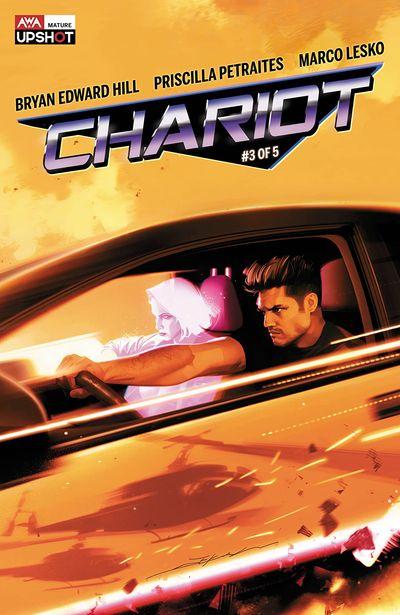 Chariot #3 (2021)