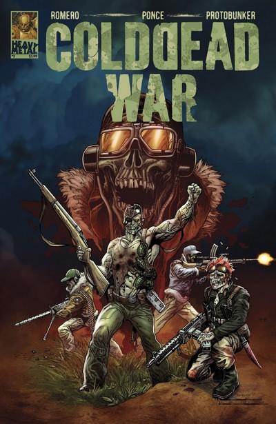 Cold Dead War #2 (2021)