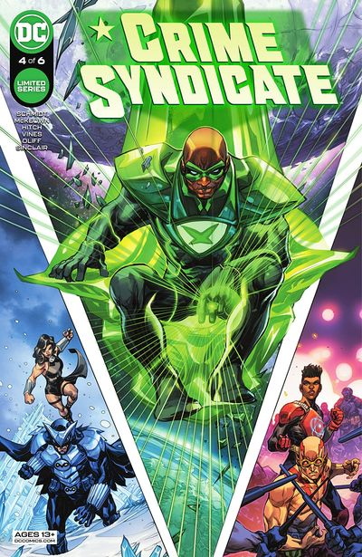 Crime Syndicate #4 (2021)