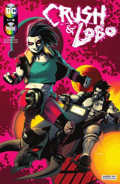 Crush and Lobo #1 (2021)