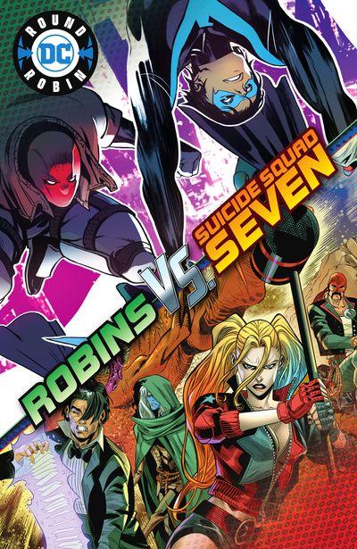 DC's Round Robin #1 – Robins vs. Suicide Squad Seven (2021)