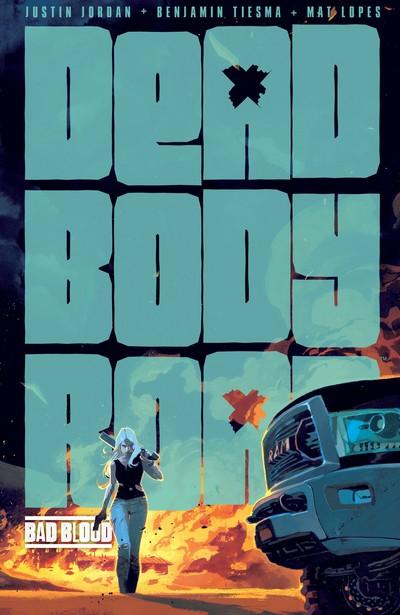 Dead Body Road – Bad Blood (2020) (Fan Made TPB)