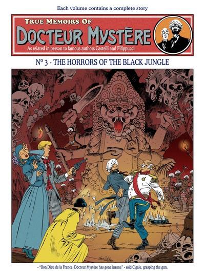 Docteur Mystère #3 – The Horrors of the Black Jungle (2021)