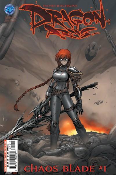 Dragon Arms – Chaos Blade #1 – 6 (2004)