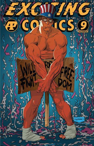 Exciting Comics #9 (2021)
