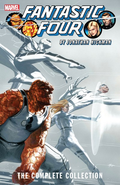 Fantastic Four By Jonathan Hickman – The Complete Collection Vol. 3 (2021)