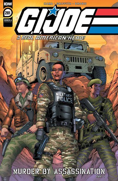 G.I. Joe – A Real American Hero #281 (2021)