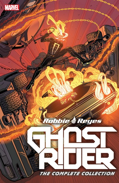 Ghost Rider – Robbie Reyes – The Complete Collection (2021)