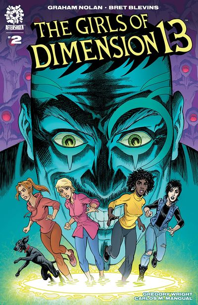 Girls of Dimension 13 #2 (2021)