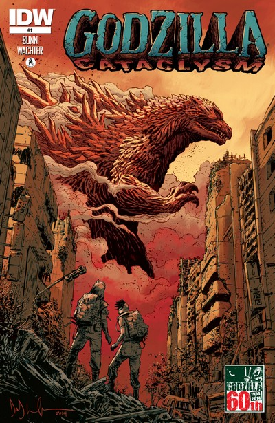 Godzilla – Cataclysm #1 – 4 (2014)