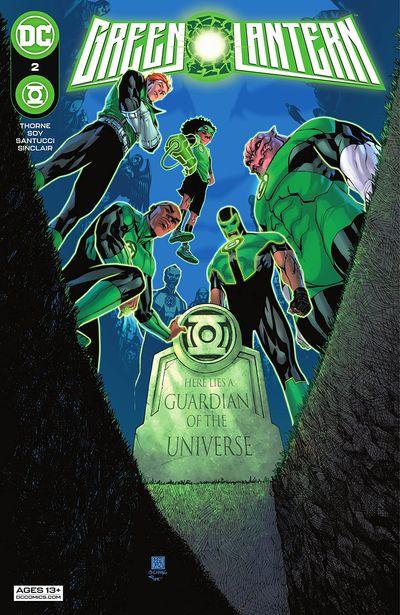 Green Lantern #2 (2021)