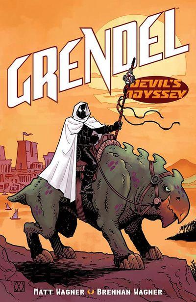 Grendel – Devil's Odyssey #6 (2021)
