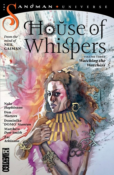 House of Whispers Vol. 3 – Watching the Watchers (TPB) (2020)