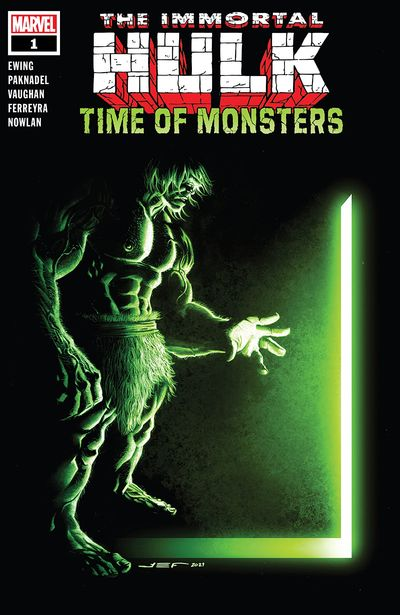 Immortal Hulk – Time Of Monsters #1 (2021)
