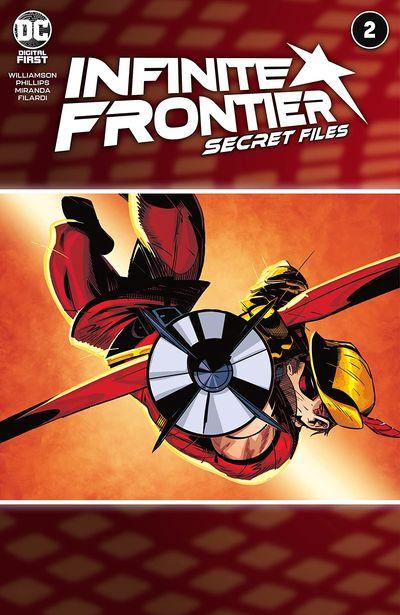 Infinite Frontier – Secret Files #2 (2021)