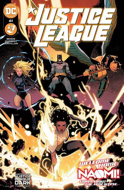 Justice League #61 (2021)