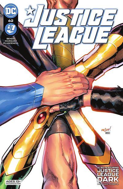Justice League #62 (2021)
