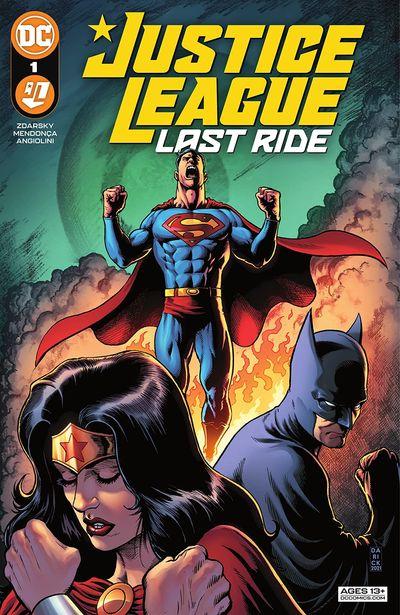 Justice League – Last Ride #1 (2021)