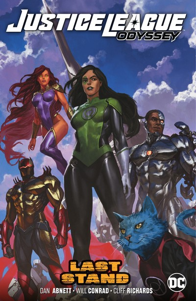 Justice League Odyssey Vol. 4 – Last Stand (TPB) (2021)