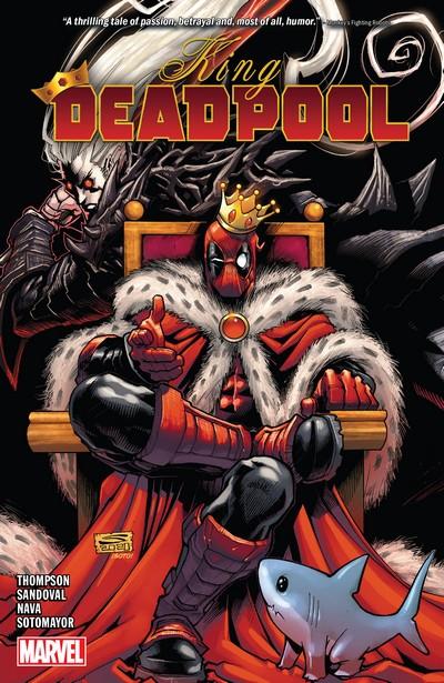 King Deadpool Vol. 2 (TPB) (2021)
